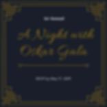 A Night with Oskar Gala