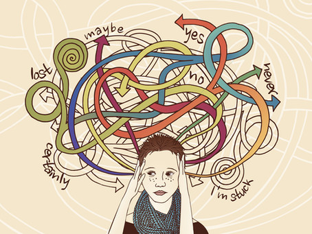 What to do when you can't stop overthinking