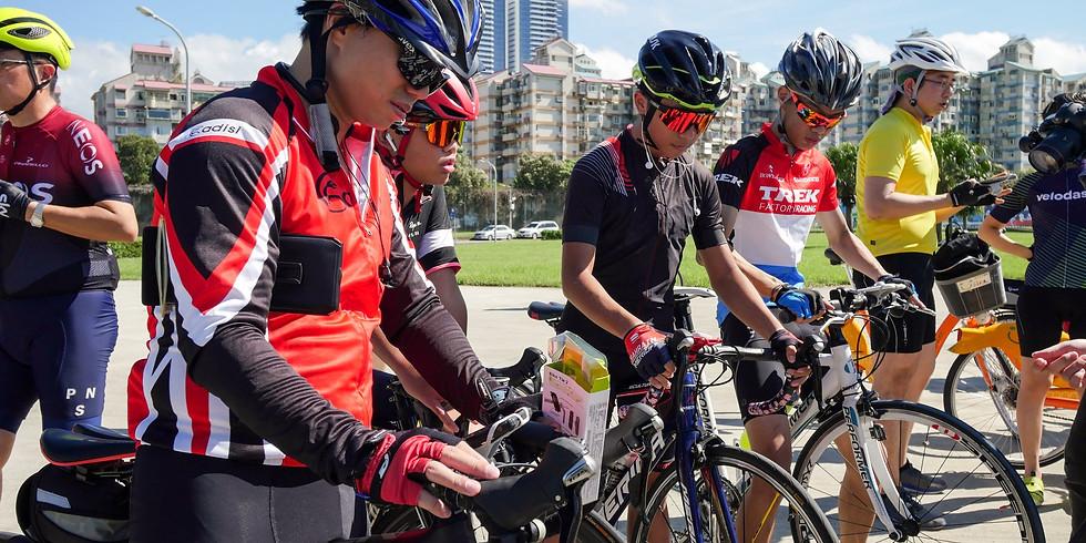 可以運動還能hang out,單車社群 Velodash 打開科技新商機