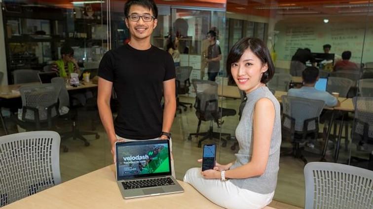 新加坡車友也愛用!台灣自行車新創,三個月打開海外市場
