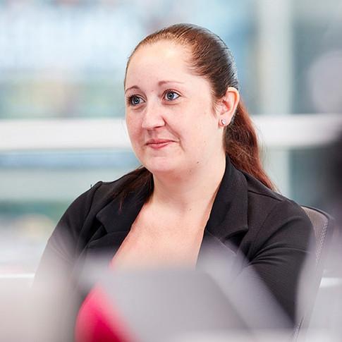 Natalie Dews, Broker Relationship Manager