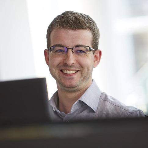 James Holden, Head of Digital Innovation
