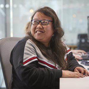 Jelica Salta, Mid-Level Developer