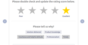 Regular Customer Satisfaction Surveys Introduced