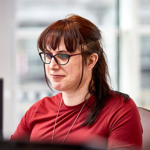 Mikaela Tyrell, Senior Developer
