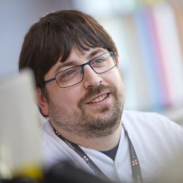 Jon Garton, L&D Co-ordinator