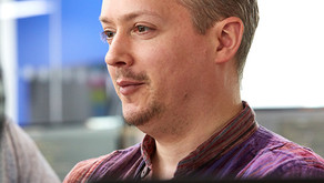Employee spotlight, Mark Taylor, Lead Architect