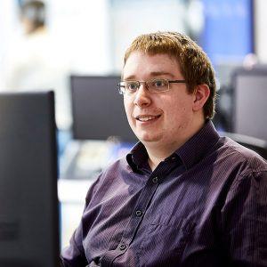 Stephen Hannay, Test Analyst