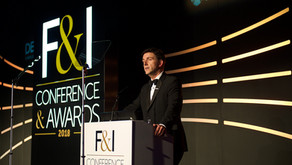 UK F&I Industry Honours Winners at the 2018 F&I Conference and Awards
