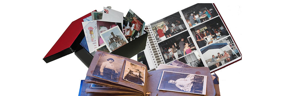 Prints, photos, and pictures scanned or digitized to USB (JPEG)