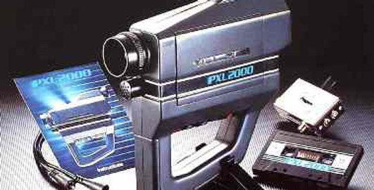 PXL2000 Video Tape to DVD or Digital