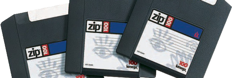 Zip Disk Diskette File Transfer to Digital on USB Thumb Drive