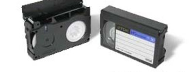 VHS-C Video Tape to DVD or Digital!