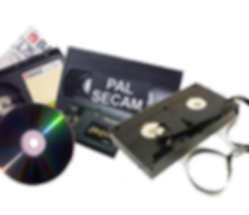 PAL_Tape & DVD Conversions_Video Tape Repair