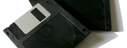 Floppy Disk Diskette File Transfer to Digital on USB Thumb Drive