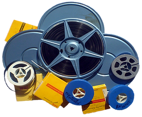 8mm & 16mm Films to DVD or Digital