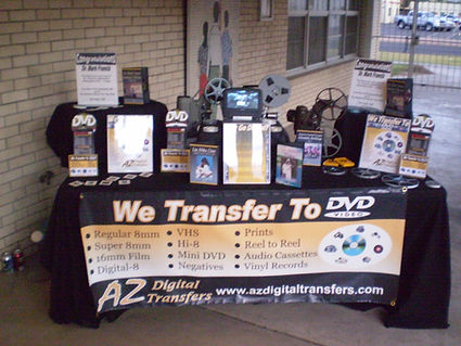 AZ Digital Transfers About Us