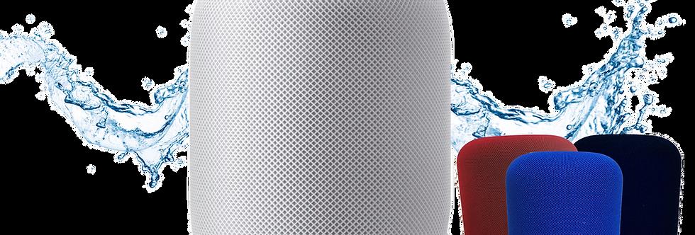 iPhoenix K8+ Portable White Bluetooth Splashproof Speaker Radio