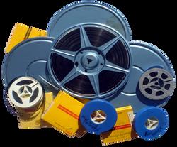 8mm Film Icon