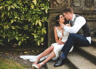 Crewe Hall Wedding - Shelly & Scott