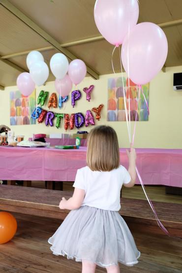Birthday Moments