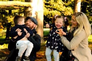 The Joys of Family moments.