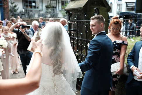 Sandbach Wedding