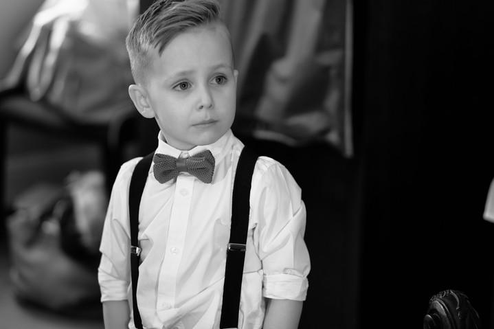 Handsome little Chap.