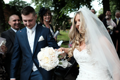 England Summer Wedding
