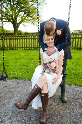 Wedding at theThe Plough Congleton