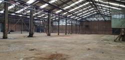Hangars pour la piste