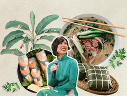 Christine Hà Viết Những Câu Chuyện Mới Về Di Sản Ẩm Thực Của Ba Mẹ Mình