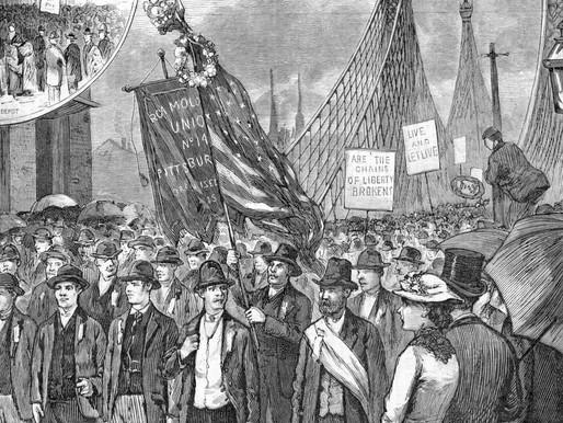 Lịch sử Ngày Lao Động ở Hoa Kỳ