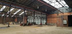 Hangars Péronnes