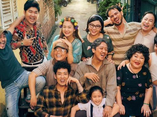 Todd McCarthy bình phẩm phim quốc tế: phim Việt Nam - 'Bố Già'