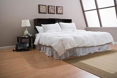 Painting, flooring, lighting, interior designs, and custom furniture.