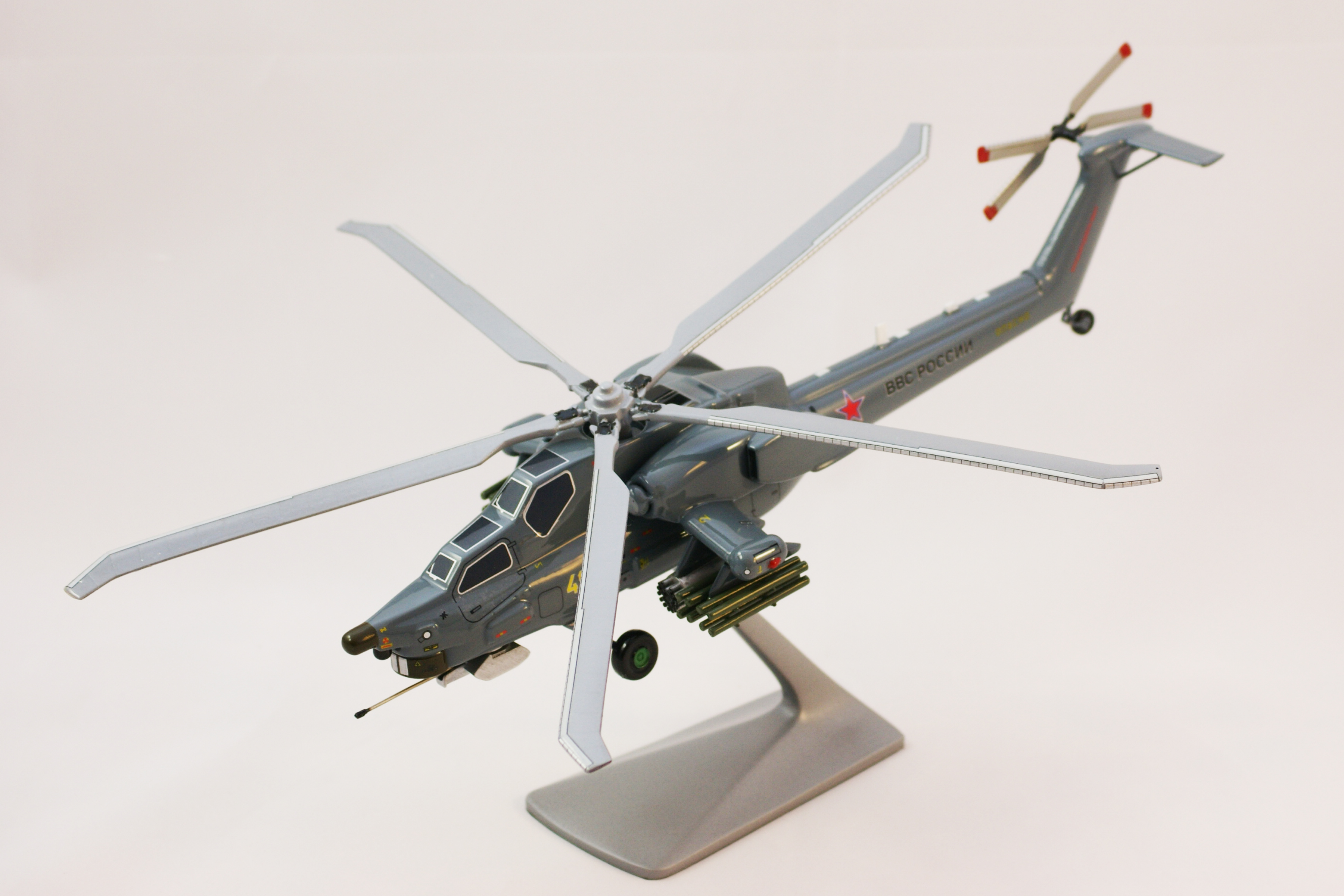 Ми-28Н 1_48 окраска ВВС России