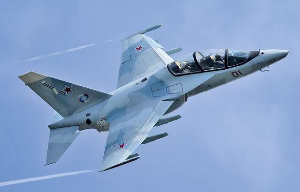 Як-130 ВВС
