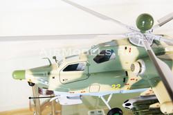 МИ-28Н в масштабе 1:20