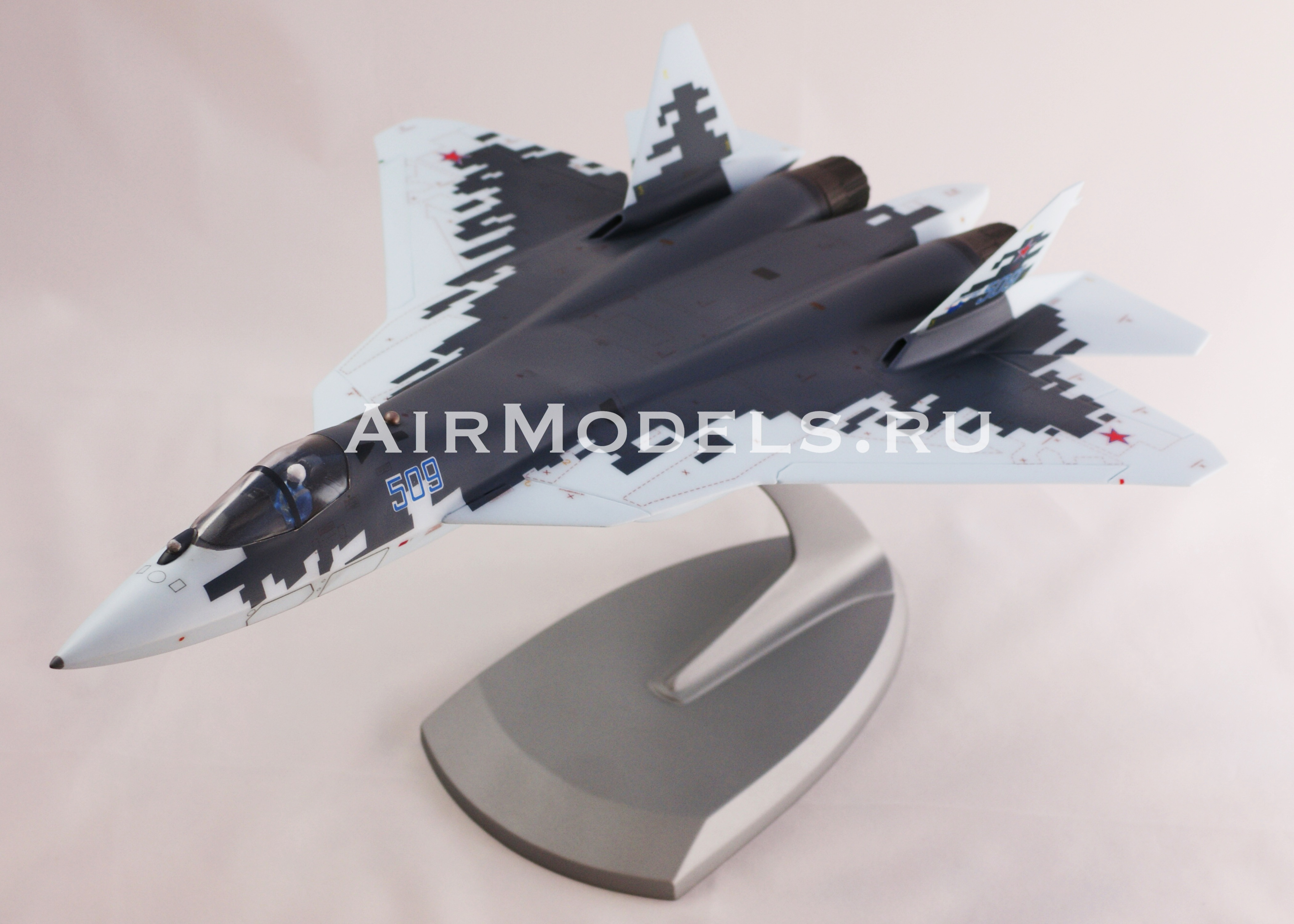 Модель самолета Т-50