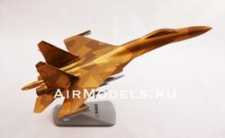 Су-35 в масштабе 1:48
