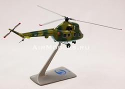 Модель вертолета Ми-2М (1:48