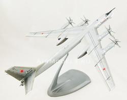 ТУ-95МС в масштабе 1:72
