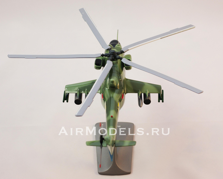 Модель вертолета Ми-24В (1:48)