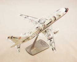 Sukhoi Superjet 100 в масштабе 1:72 в спецокраске Volgaero