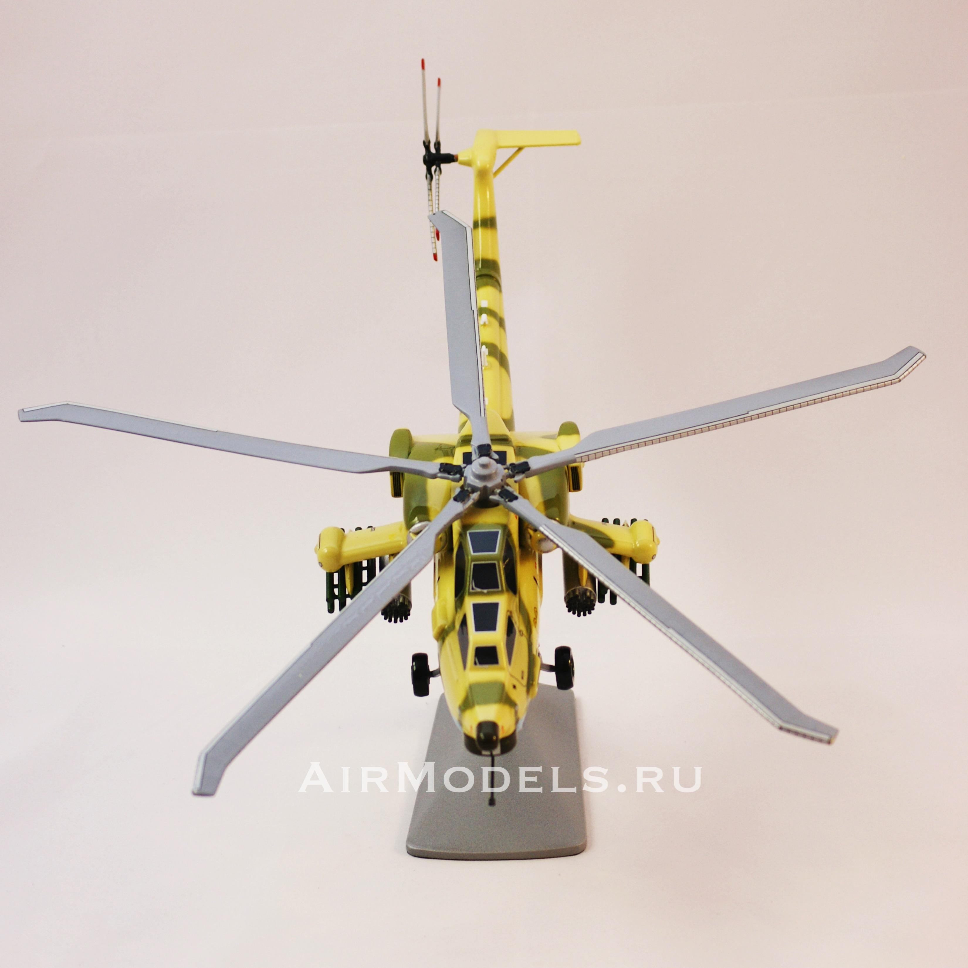 Модель вертолетаМи-28Н (1:48)