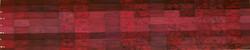 Rouge naphtol / fond noir