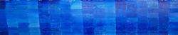 Bleu phtalocyanine / fond blanc