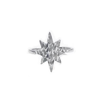 טבעת כוכב הצפון חיתוכי ליזר