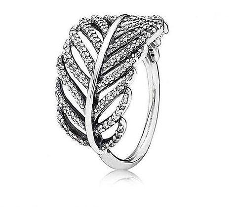טבעת נוצה